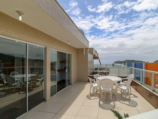 Aluguel Apartamento 4 Quartos sendo 2 suites Bombinhas/SC