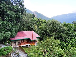 Silent Valley Alchauna-Kumaoni House  along River Kalsa O