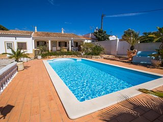 Spacious and tranquil 2 bedroom countryside villa