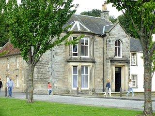 January House, in Historic Culross.