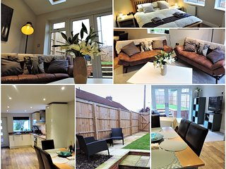 3 Bedroom house Farnborough Airport Accommodation