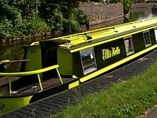 NarrowBoat Ellis Belle Yorkshire Dales Canal Boat Hire - Tuesday Start