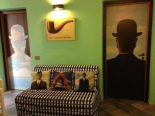 Le stanze di Magritte