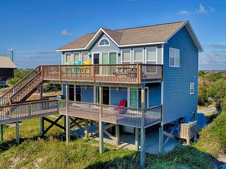 Island Drive 4472 Oceanfront-B Lot! | Internet, Pet Friendly
