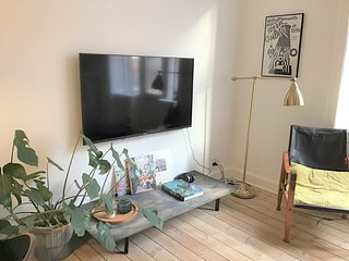 Lovely one-bedroom apartment located in the vibrant area Copenhagen Vesterbro