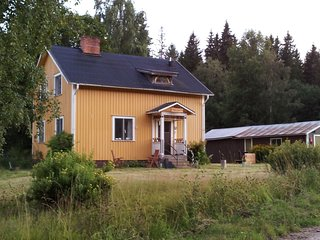 Detached Holiday Home In Munkfors near Forest