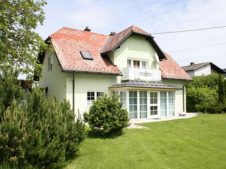 Vintage Holiday Home in Ferlach with barbecue
