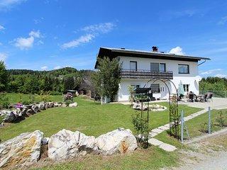 Spacious Apartment in Carinthia Austria with Balcony