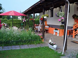 Chic Holiday Home in  Carinthia With Garden