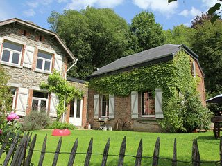 Spacious Cottage in Namur with Backyard and Large Garden