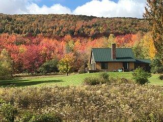 Secluded Upscale Cabin - Near Jay Peak Resort