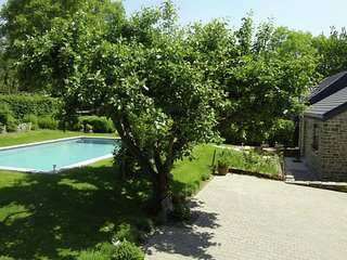 Beautiful Cottage near Aywaille with large garden