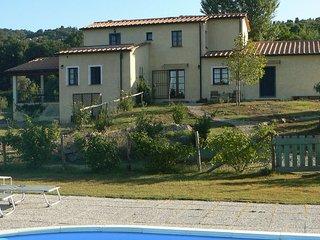 Spacious Villa in Hills by Monteverdi Marittimo Tuscany