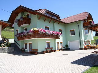 Charming Apartment In Liebenfels with Swimming Pool