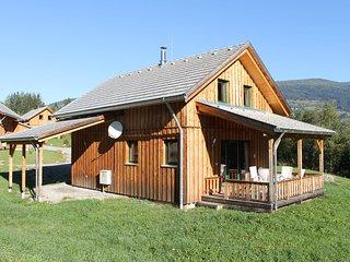 Modern Chalet in Stadl an der Mur with Valley Views