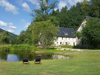 Wonderful Authentic Polish Country House in quiet region