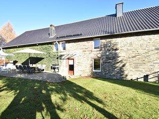Quaint Cottage in Kuchelscheid with Terrace