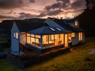 Sprawling Holiday Home in Chapel Stile with Conservatory
