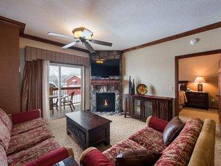 *FREE SKI RENTAL* Luxury Resort Suite, Ski-In/Ski-Out, Gym, Pool, Hot Tub, Ski V