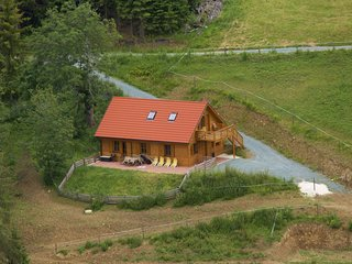 Comfortable Chalet in Liebenfels near Ski Area