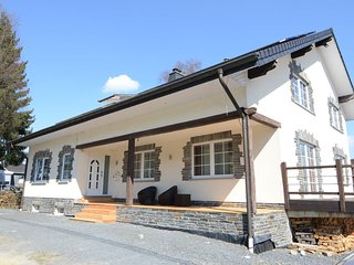 Roomy and cosy house in a quiet town, ideal for family holidays near Butgenbach