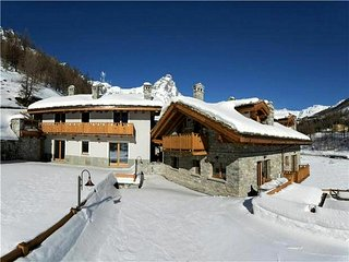 Cozy Chalet in Breuil-Cerinia with Parking