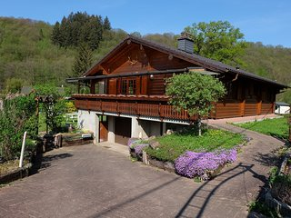 Vintage Chalet in Sougne-Remouchamps near Ardennes Forest