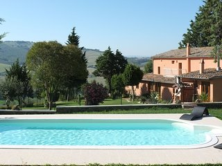 Lovely Apartment in Celle Sul Rigo with Pool