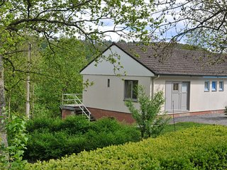 Cozy, carefully furnished bungalow near the Maas