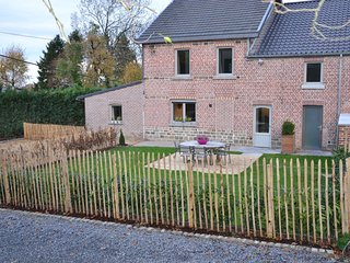 Nice family home with garden near Spa Francorchamps