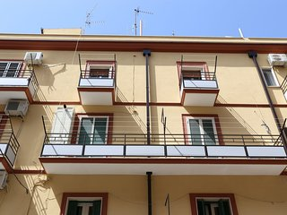 Spacious apartment at a 10-minute walk from the historic center of Matera.