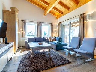 Modern Apartment with Sauna near Ski Area in Piesendorf