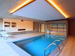 A unique and amazing place, luxury group accommodation with indoor pool