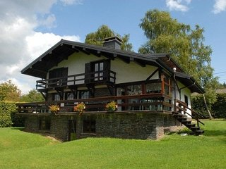 Beautiful Chalet in Xhoffraix With Garden