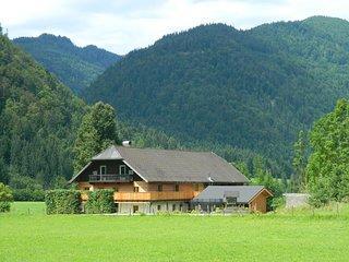 Renovated Farmhouse in Abtenau with Garden