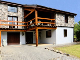 Splendid chalet located near Durbuy