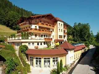 Idyllic Apartment in Kleinarl Salzburg with Wellness Centre