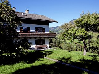 A detached holiday home with plenty of privacy, near Kaprun and Zell am See.