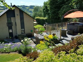 Superb villa on the heights of Malmedy, offering a great level of comfort
