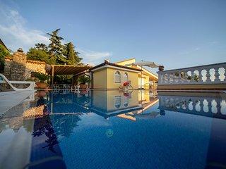 A Spectacular Villa in Rijeka