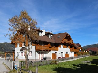 Lovely Apartment in Sankt Margarethen im Lungau near Ski Area