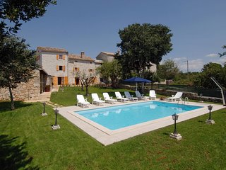 Holiday home Tamaris with Pool in a village Strpacici