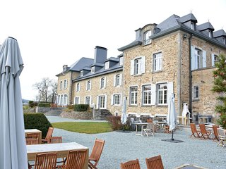 Beautiful exceptional castle,19 rooms with private bathrooms,meeting room, sauna