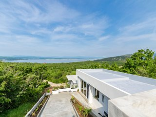 Modern Holiday Home at Crikvenica with Sea View
