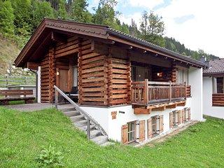 Luxurious Chalet in Königsleiten with Sauna