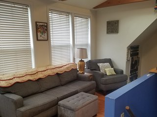 Executive furnished Penthouse in Brunswick, Maine.