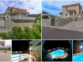 Spacious villa in Crikvenica with Private Pool