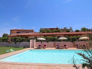 Modern Farmhouse in Montalto di Castro with Swimming Pool