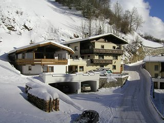 Spacious Apartment near Ski Area in Kappl