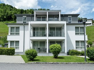 Luxurious Apartment in Kaprun Salzburg with sauna and ocuntry views